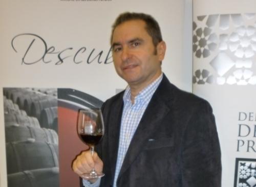 Javier Rodríguez, presidente de la DOP Vino de Calidad de Granada