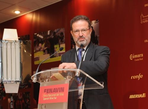 NEMESIO DE LARA, PRESIDENTE DE FENAVIN
