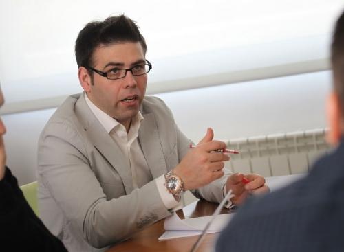 Ricardo Moreno, director y fundador de TSMGO