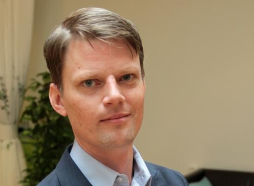 Anders Barrén, actual responsable de la compra de vino español en Systembolaget