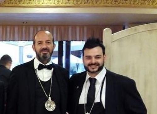 Víctor Martín Buitrago y José Carlos Rodríguez Maroto
