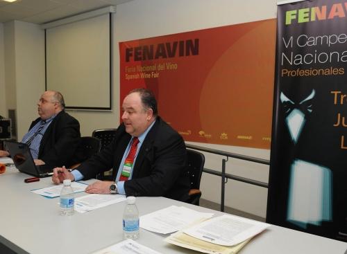 Asamblea de Profesionales de Sala en FENAVIN-2013