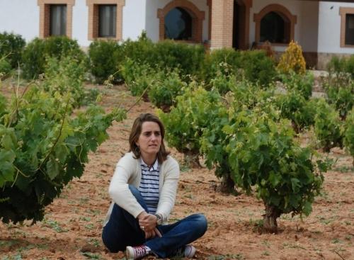 Esther Pinuaga, miembro de SpanishOrganicWines