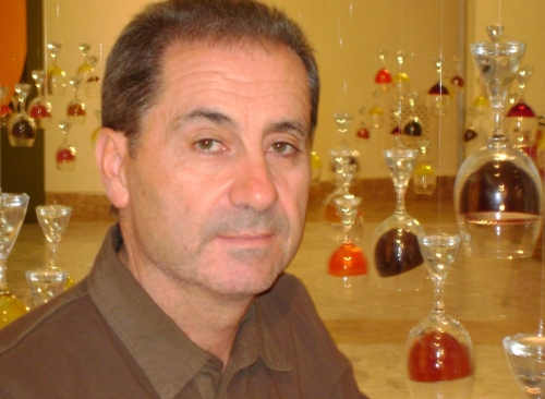 Alfredo Selas, sumiller