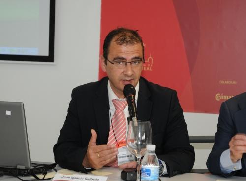 Juan Ignacio Gallardo, en FENAVIN 2013