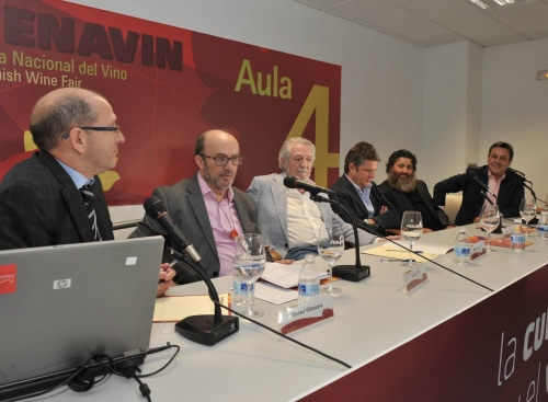 Manuel Villanueva, Lorenzo Díaz, Mariano García, Alvaro Palacios, Raúl Pérez y José Ribagorda