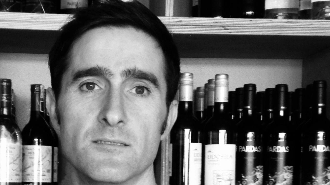 Rafael Salazar, cofundador de Vinos Tito
