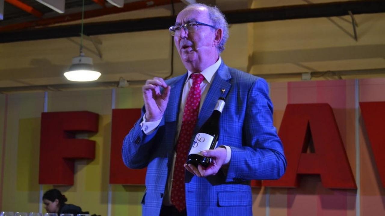 """El sumiller Custodio Zamarra dirigirá las catas populares de """"La cultura del vino"""""""