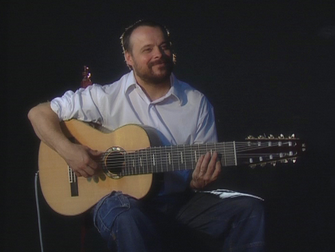Guillermo Burgos is a guitarist, composer and luthier