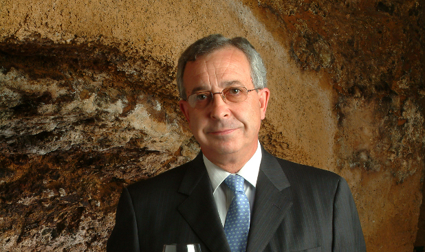 Félix Solís, President of the Spanish Wine Federation
