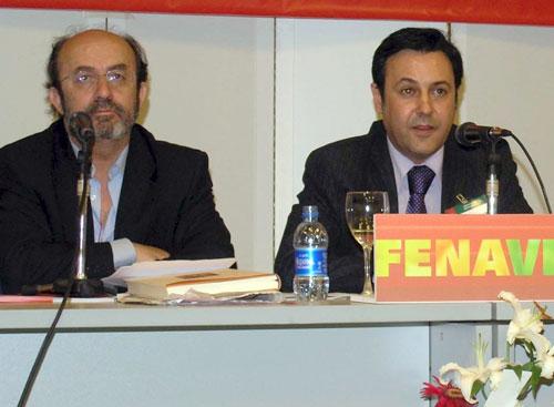 Lorenzo Díaz y José Ribagorda
