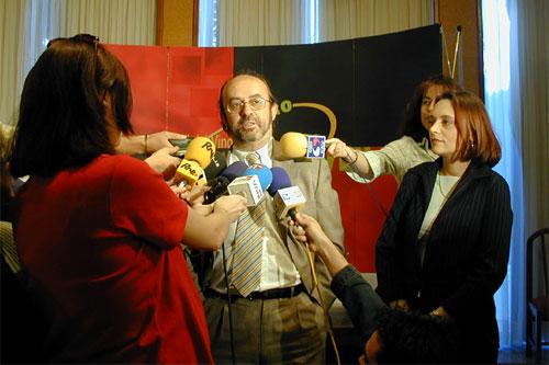 """Lorenzo Díaz, coordinador del Foro Fenavin """"La Perestroika del vino"""""""