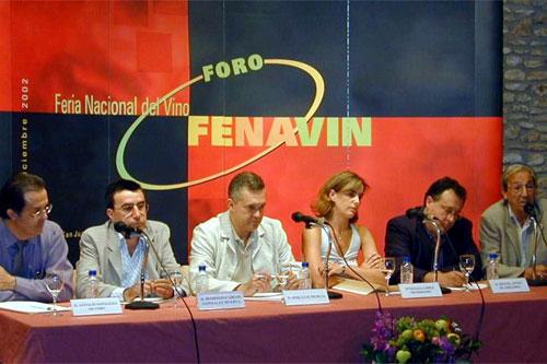 Antolón González Silvero, Carlos González Huerta, José Luis Murcia, Susana López Mendiondo, Miguel Ángel de Gregorio y José Luis Pérez