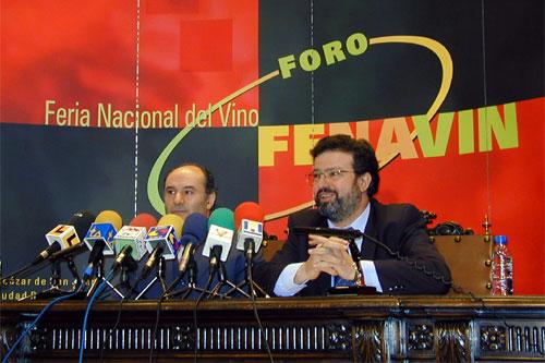 Miguel Ángel Pozas y Nemesio de Lara