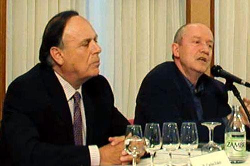 Carlos Falcó y Lorenzo Díaz