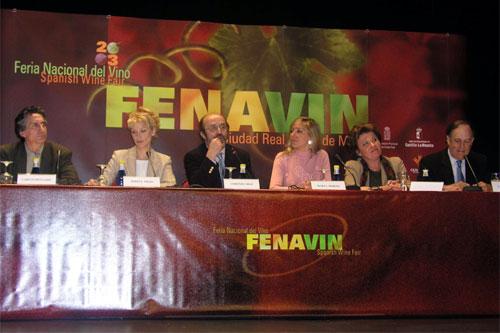Celebración del último Foro FENAVIN