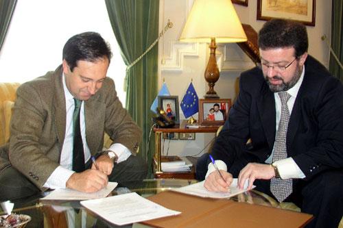 Pedro Barato y Nemesio de Lara