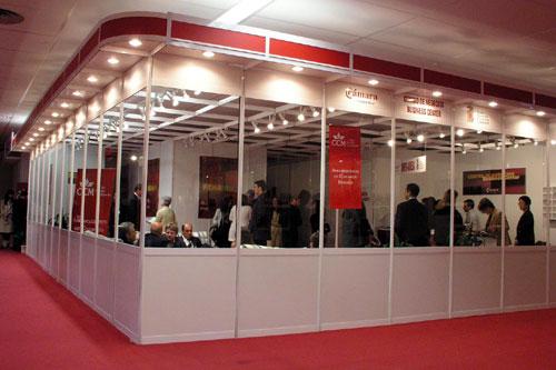 Centro de Negocios FENAVIN 2003