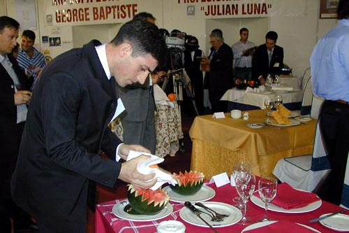 """Campeonato de Profesionales de Sala """"Julian Luna"""""""