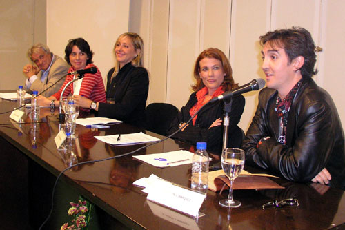 """Los participantes del Foro Fenavin """"Vino y Placer"""""""