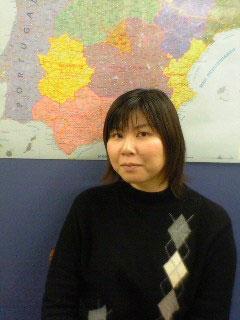 Hiromi Kono, delegada de FENAVIN en Japón