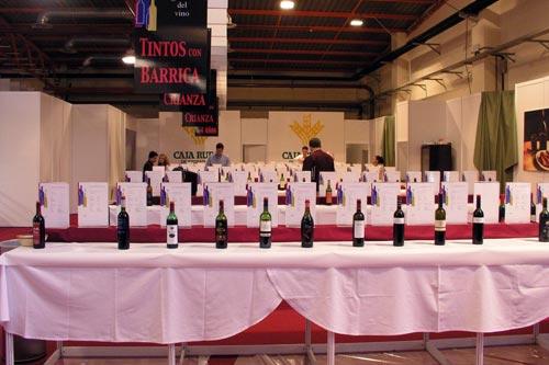 Weingalerie der FENAVIN 2003