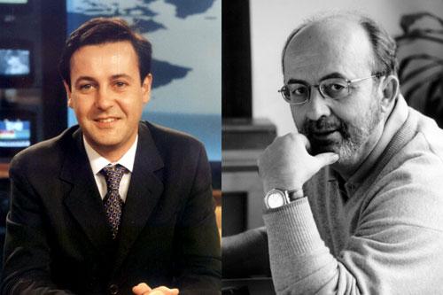 José Ribagorda, Lorenzo Díaz