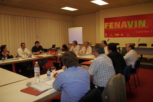 Asamblea General de la Asociación Nacional ADEVIN en FENAVIN