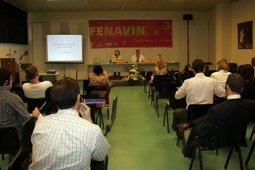 Imagen de un instante del Seminario