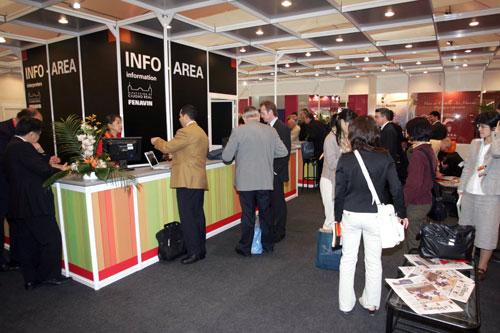 Business Center FENAVIN 2007