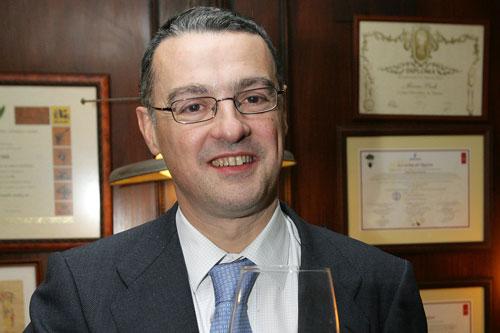 Pau Roca, secretario general de la FEV (Federación Española del Vino)