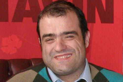 """Miguel Ángel Castiblanque, 1. Vorsitzender von """"Divinum Vitae"""""""