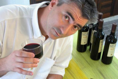 Dario Taibo, director de Sociedad Da Mesa