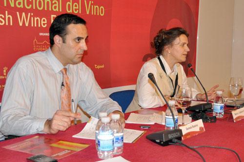 Germán Ramírez and Marie L. Calderón